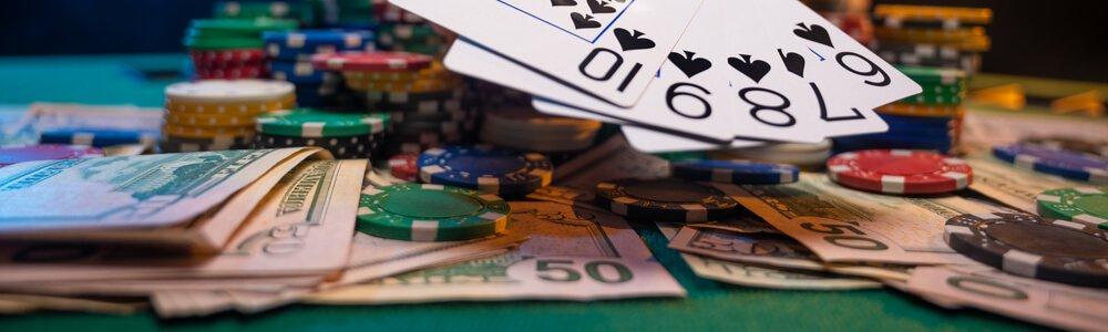 ماذا يمكن أن يحصل لو راهن لاعب بـ 1,000$ في لعبة روليت ؟